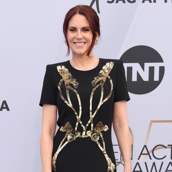 Megan Mullally Dresses at the SAG Awards 2019
