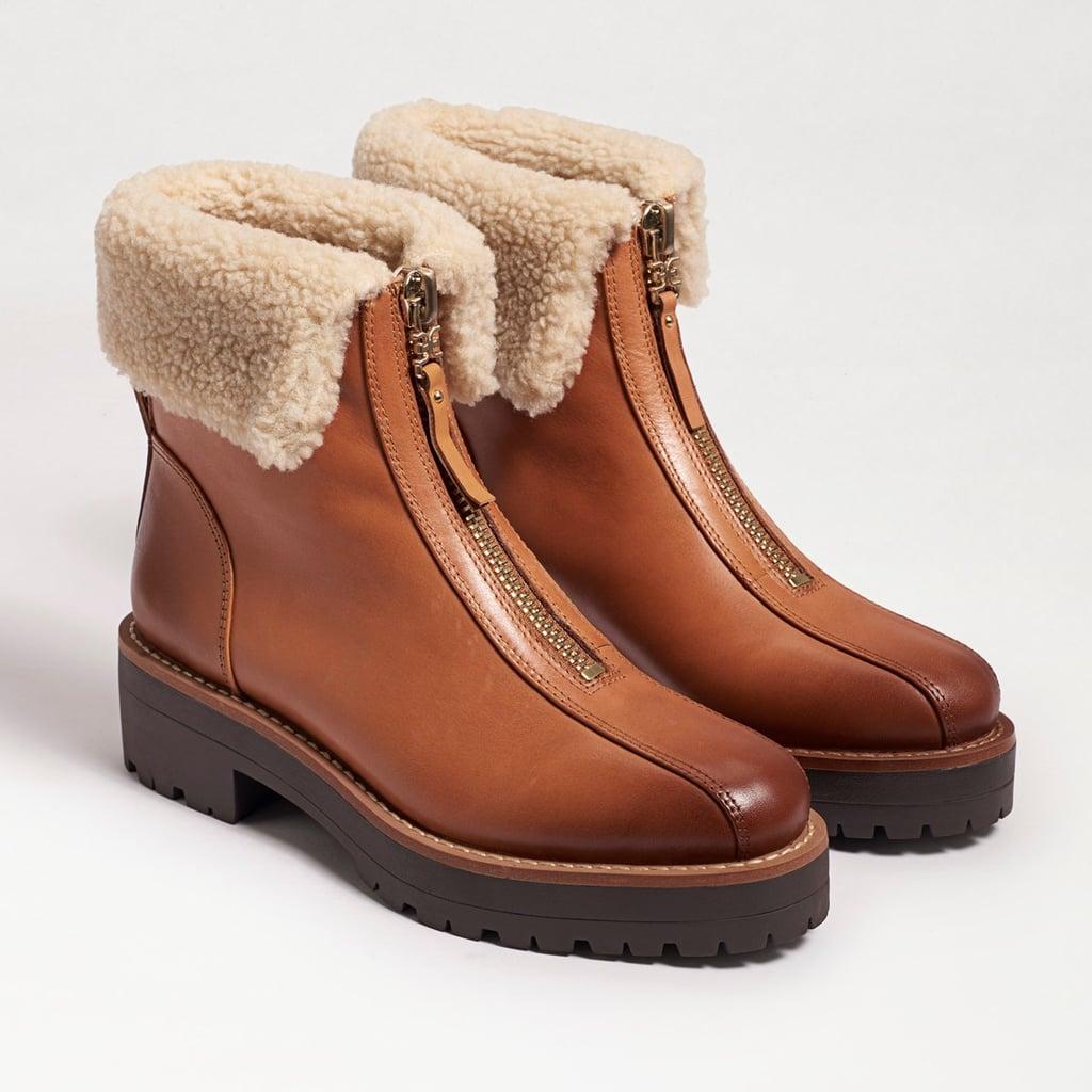 Sam Edelman Jacquie2 Lug Sole Chelsea Boots