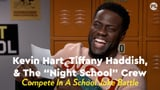 Tiffany Haddish and Kevin Hart Interview