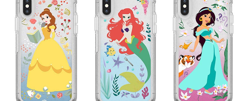 Disney Princess Phone Cases 2018