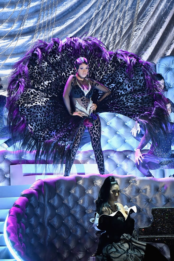 Who Played the Piano in Cardi B's Grammys 2019 Performance?