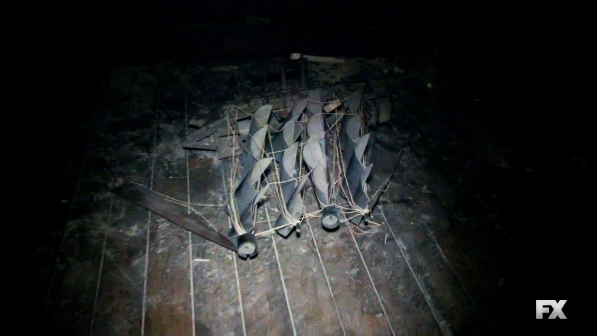 American Horror Story: Roanoke Season 7 Hint | POPSUGAR ...