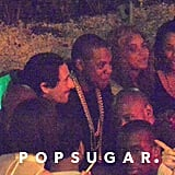 Jay-Z and Beyoncé Party With Pals Like Gwyneth in Paris