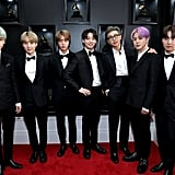 BTS Made an Appearance at the Grammys