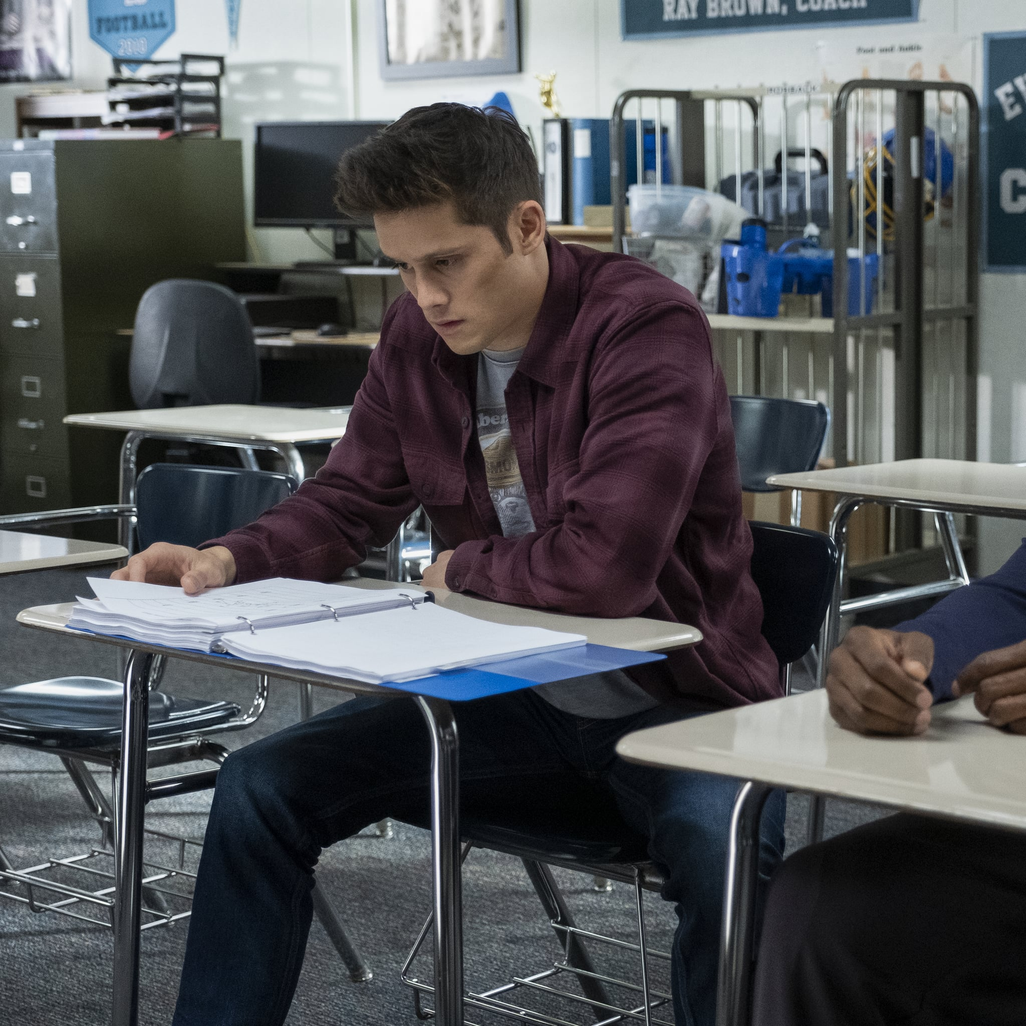 Is Monty Gay In 13 Reasons Why Popsugar Entertainment