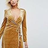 Fashion Union Wrap Dress