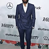 Donald Glover = 5' 10""