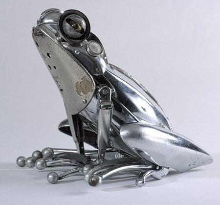 Steel Animals From Edouard Martinet