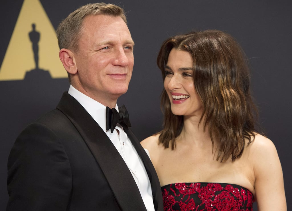 Photos of Daniel Craig and Rachel Weisz