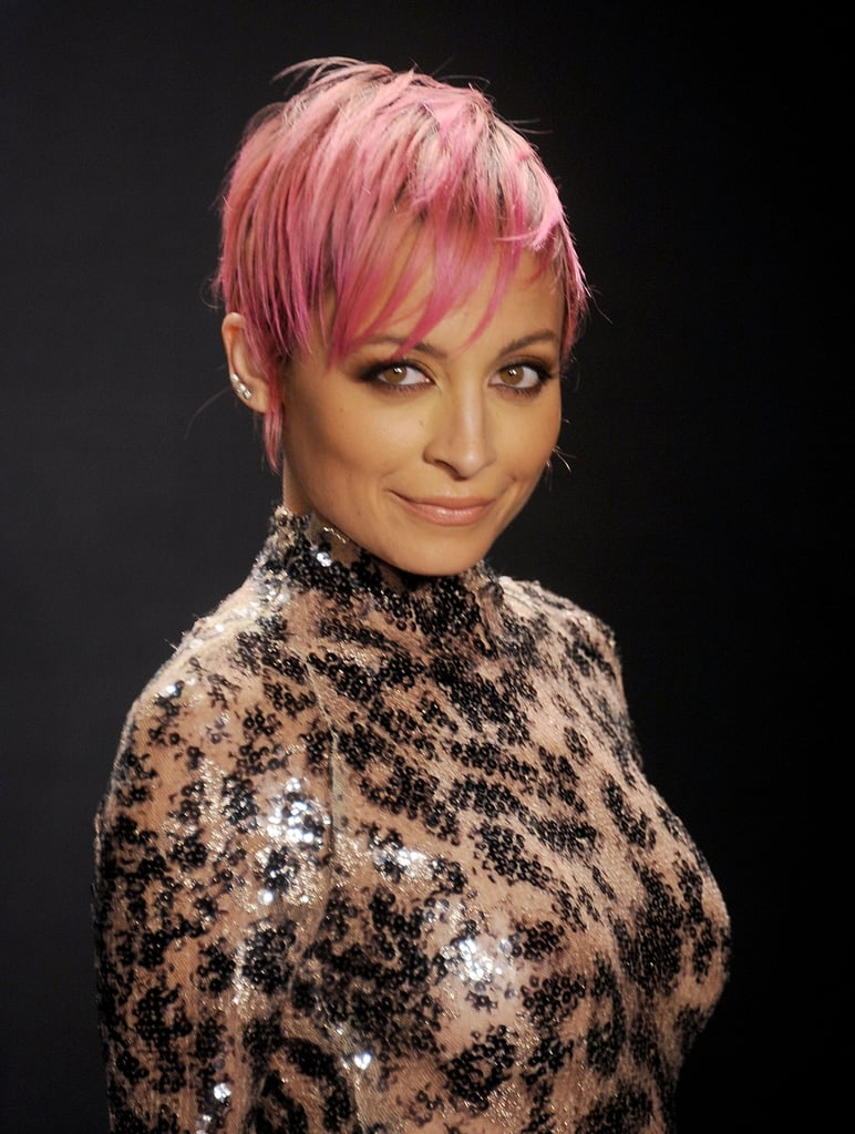 Nicole Richie Hair Colors Popsugar Beauty