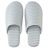 Cotton Jersey Soft Slippers