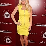 "Jessica Simpson's Bold Dress Screams, ""Unzip Me!"""