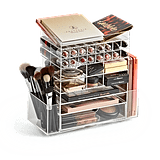 Shop Etoile Collective's Beauty Organisers —  Deluxe Spinning Tower