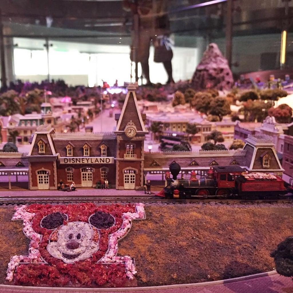 Explore the Disney Family Museum in San Francisco.