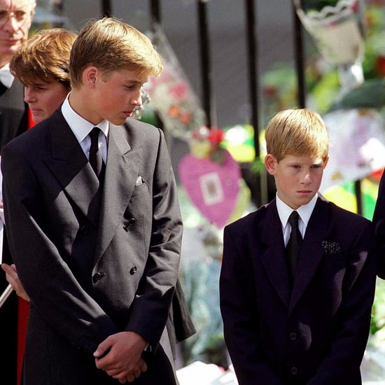 Where Were Prince Harry and Prince William When Diana Died?