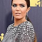 Mandy Moore at the MTV Movie & TV Awards