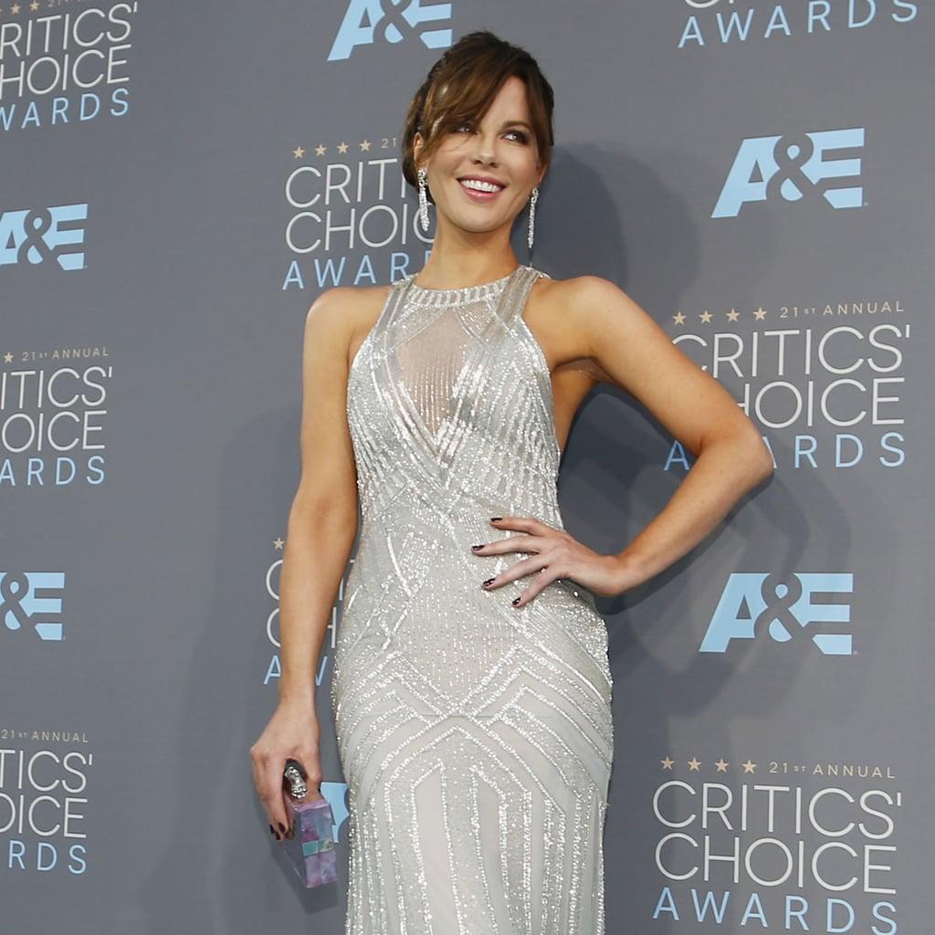 Kate Beckinsale's Dress at Critics' Choice Awards 2016 | POPSUGAR ...