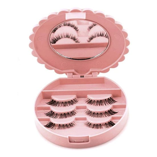 False Eyelash Storage