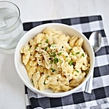 Creamy Garlic Mac and Cheese