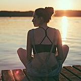 Meditate or do energizing yoga poses for five minutes every morning.