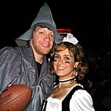 Fantasy Football (French Maid and Wizard)