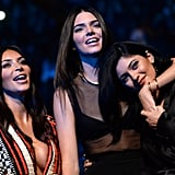In 2014, the Kardashian-Jenner sisters turned the show into a family affair.
