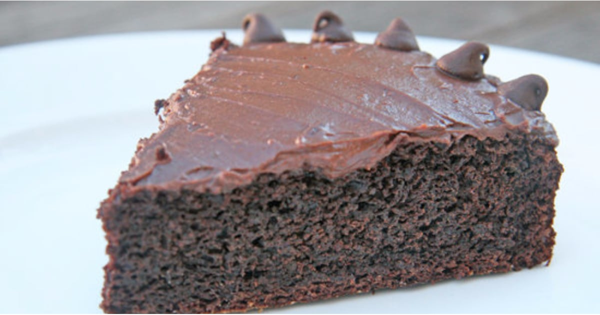 Low Fat Cake Recipes Uk: Low-Fat Chocolate Cake Recipe