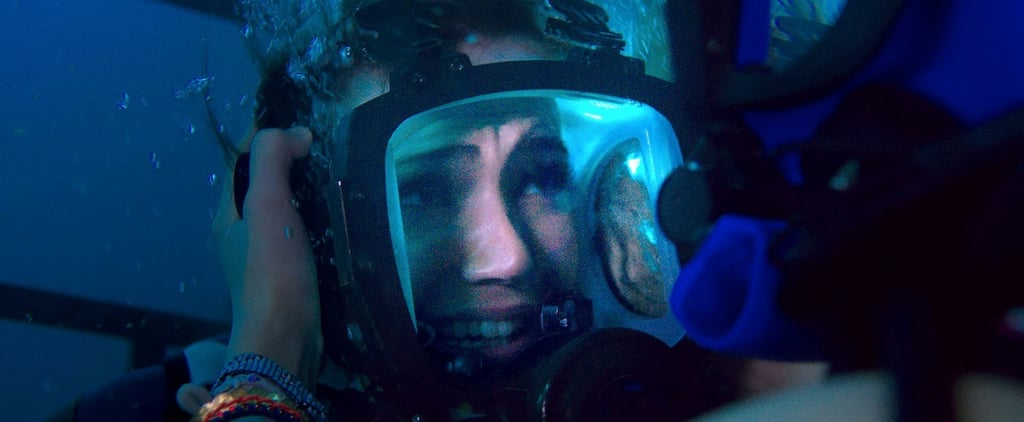 Mandy Moore Goes Head to Head With 3 Sharks in This Exclusive 47 Meters Down Clip