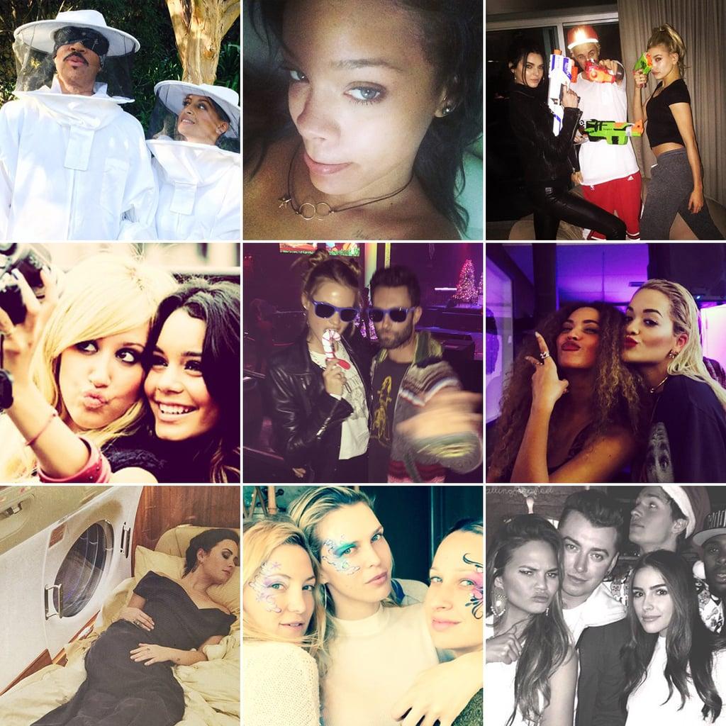 Celebrity Instagram Pictures | Dec. 18, 2014