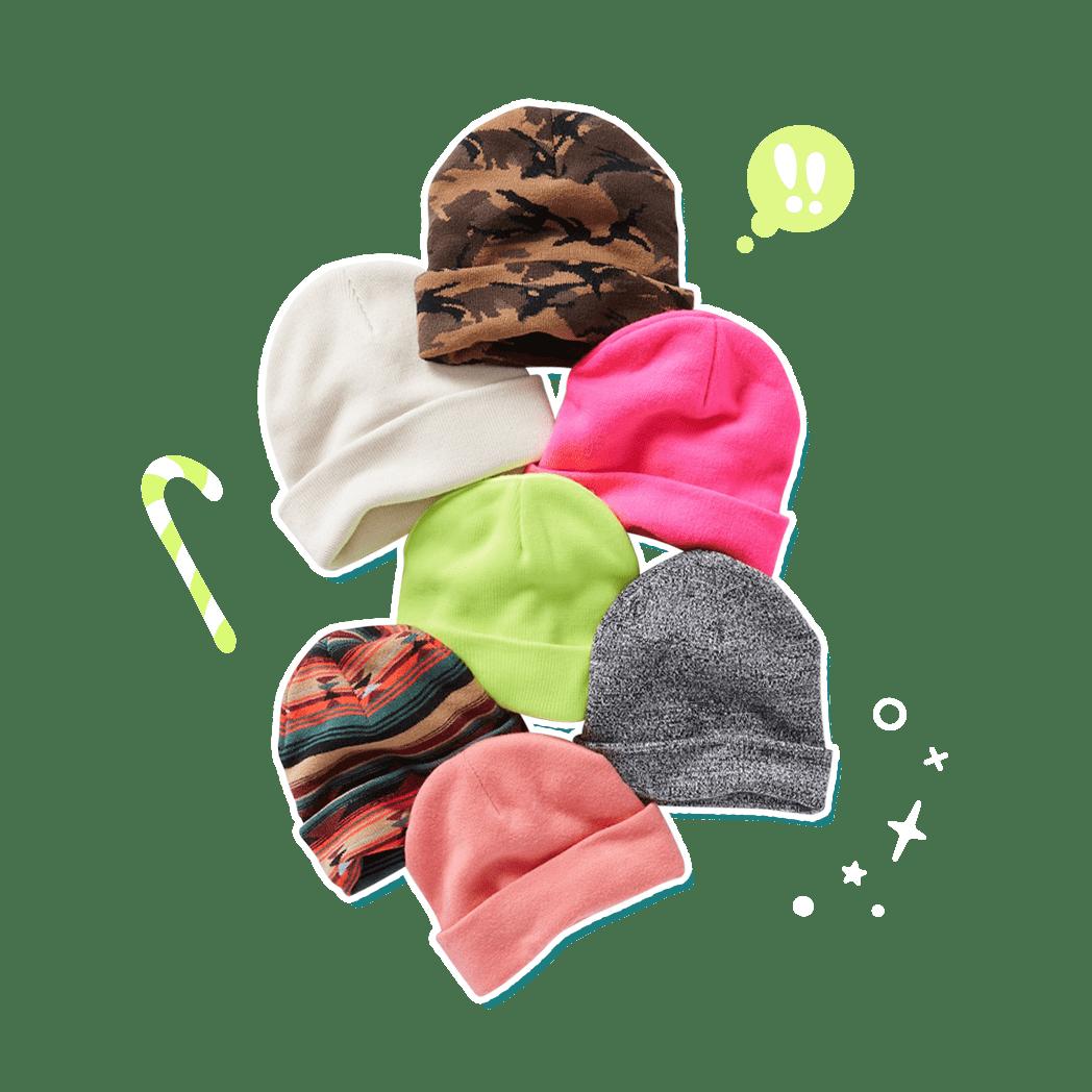 Sweater-Knit Beanie