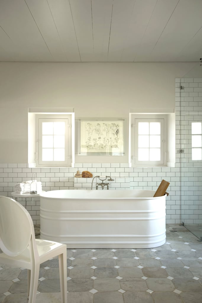 stock tank bathtubs | popsugar home