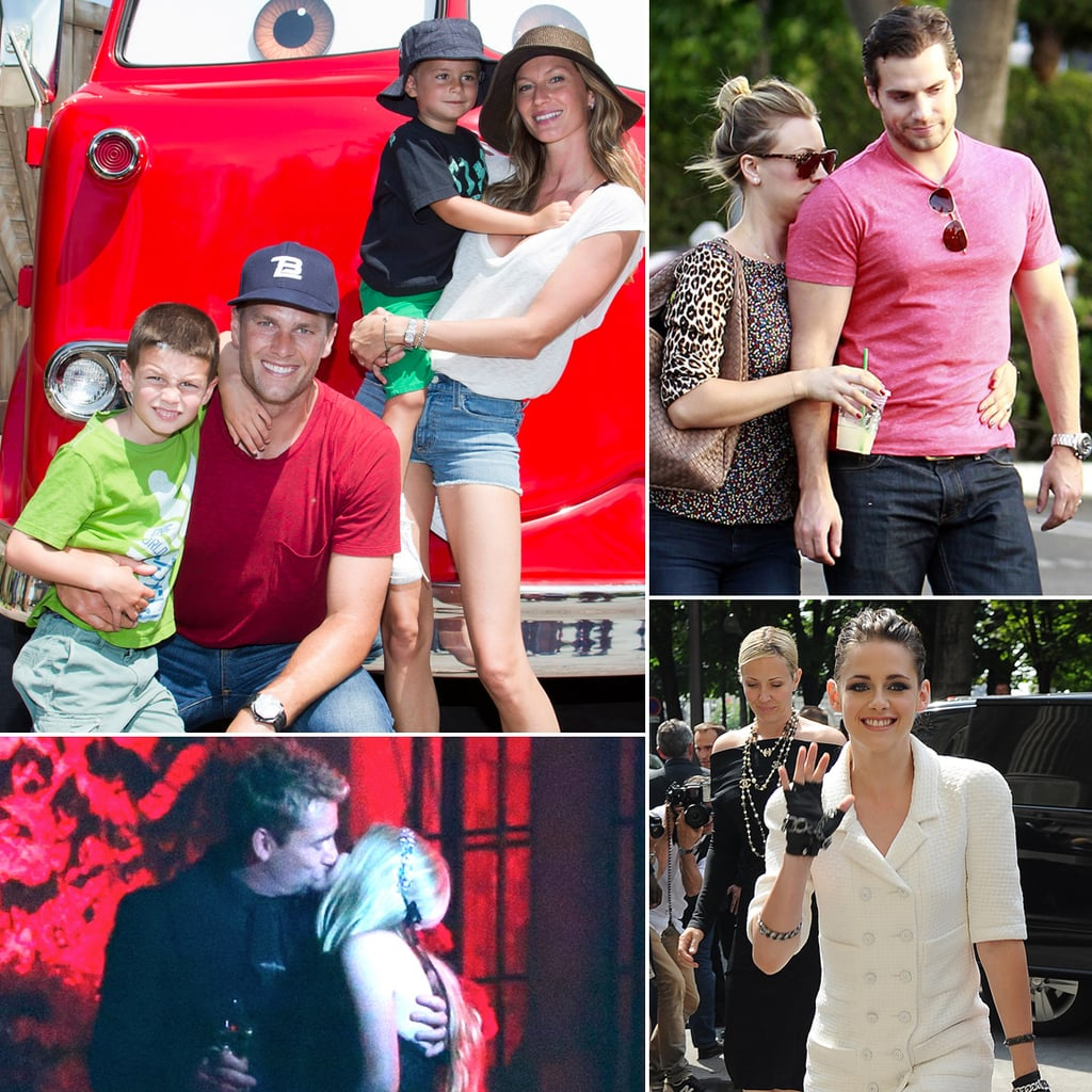 Best Celebrity Pictures Week of July 1 to 5, 2013