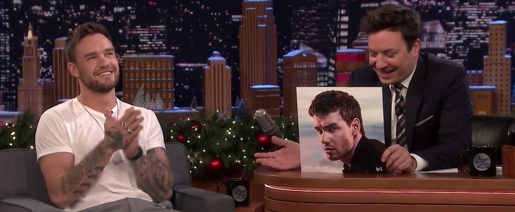 Liam Payne Talks LP1 and Post Malone on The Tonight Show