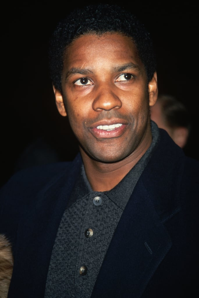Denzel Washington at the Premiere of Philadelphia in 1993
