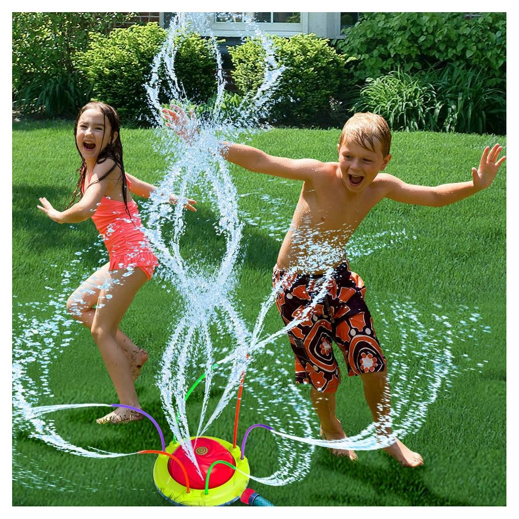 Hydro Swirl Spinning Sprinkler | Best Summer Toys 2016 | POPSUGAR ...