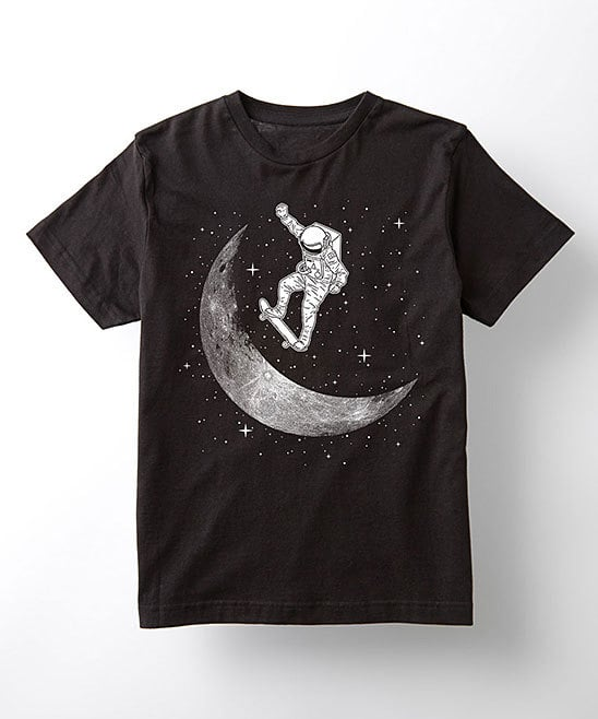Black Moon Skateboard Tee