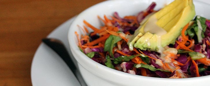 Detox Your Weekend Away With a Raw Veggie Salad