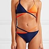 Dion Lee Binary Two-Tone Bikini