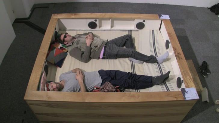 Sonic Bed High Tech Beds Popsugar Tech Photo 7