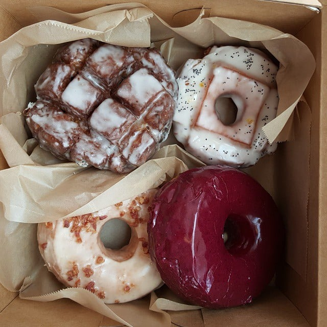 Oregon: Blue Star Donuts