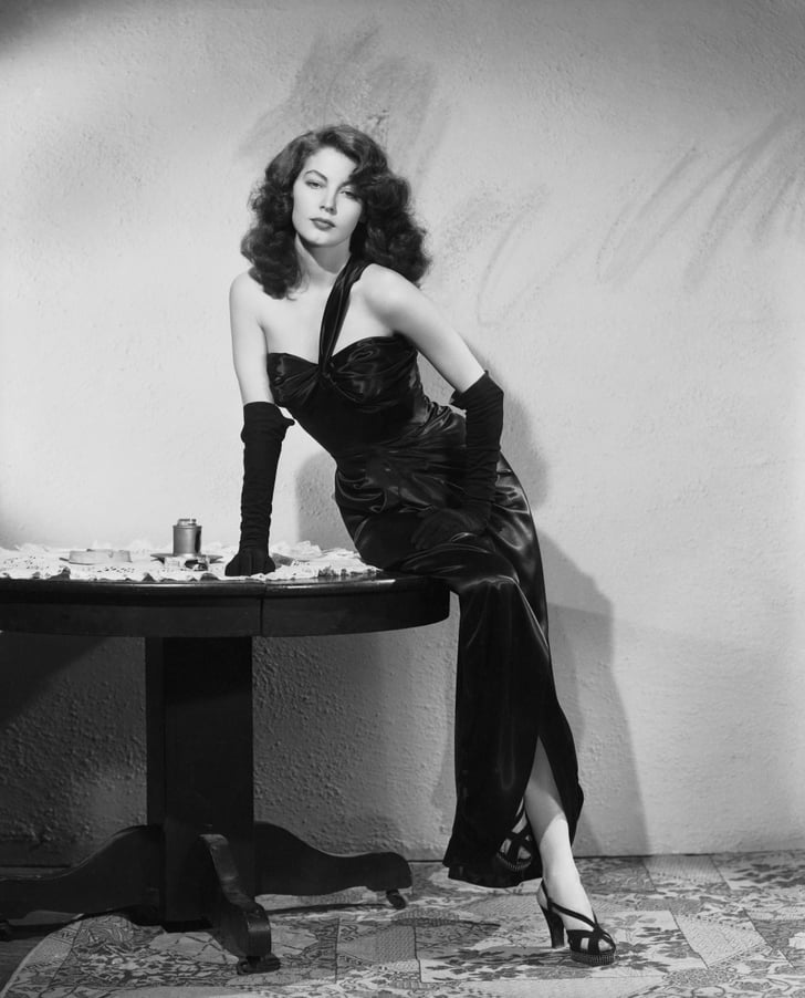 kitty collins from the killers old hollywood costume. Black Bedroom Furniture Sets. Home Design Ideas
