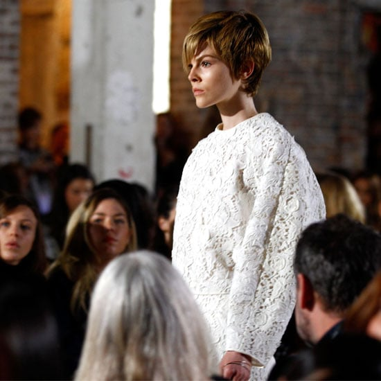 Runway Review & Pictures of Ellery SS 2014 MBFWA Show