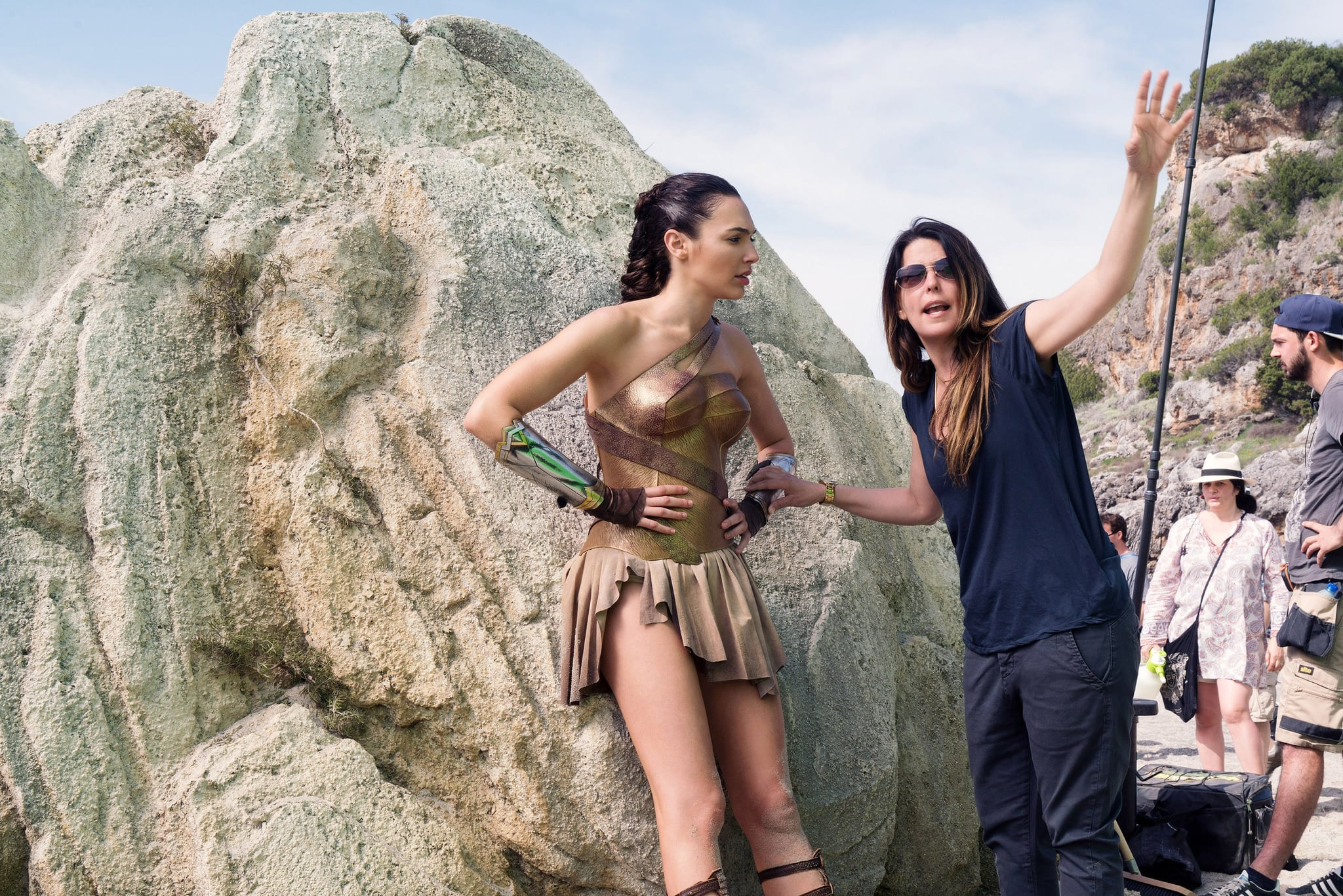 Wonder Woman Scenes That Weren't Overtly Sexual | POPSUGAR ...