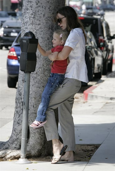 Jennifer and her beautiful Violet