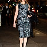 Sandra Bernhard at Marc Jacobs's Wedding