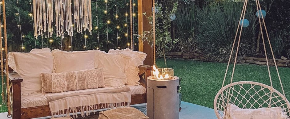 Ways to Decorate a Patio With Lights