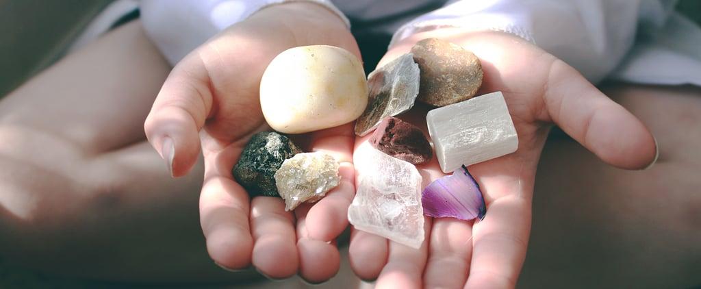 Crystal Gemstone Advent Calendars