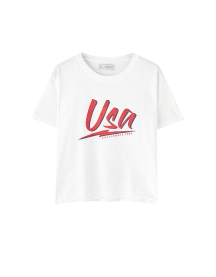 USA Slogan Shirt