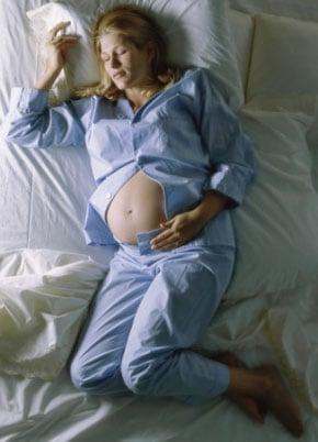 Restless Leg Syndrome During Pregnancy