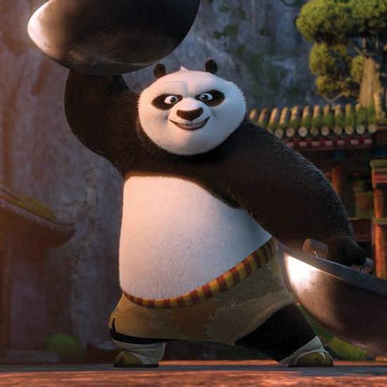 Kung Fu Panda Amazon Series